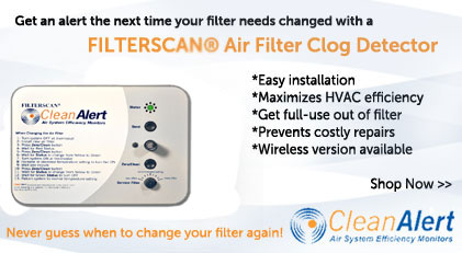 FILTERSCAN Air Filter Clog Detector