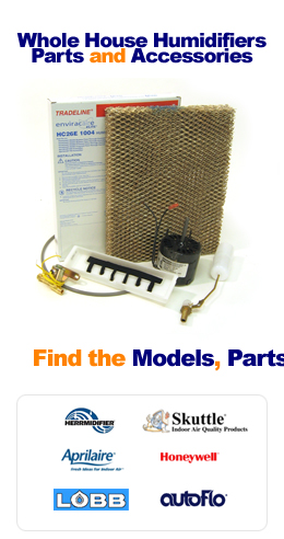 Whole House Humidifiers Parts and Accesories